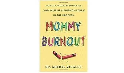 Logo - Mommy Burnout