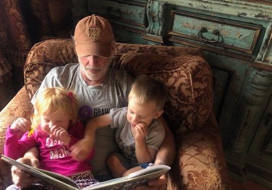 Father's Day Musings, by a Bright by Text Grandfather
